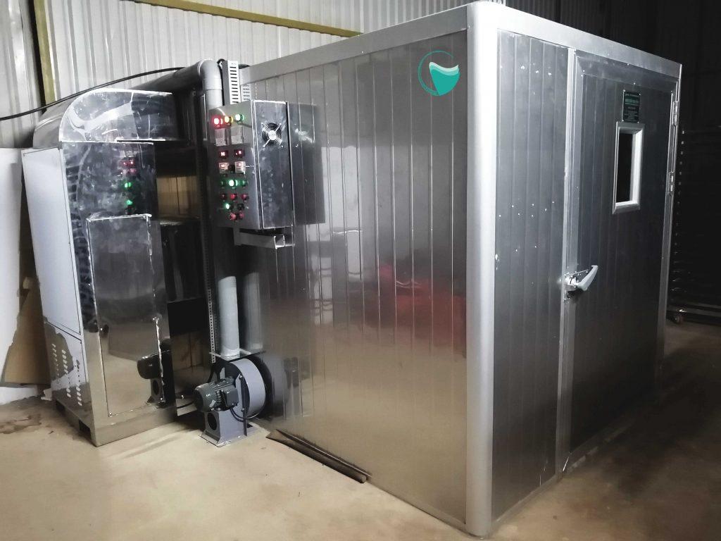 Máy sấy bơm nhiệt htb01