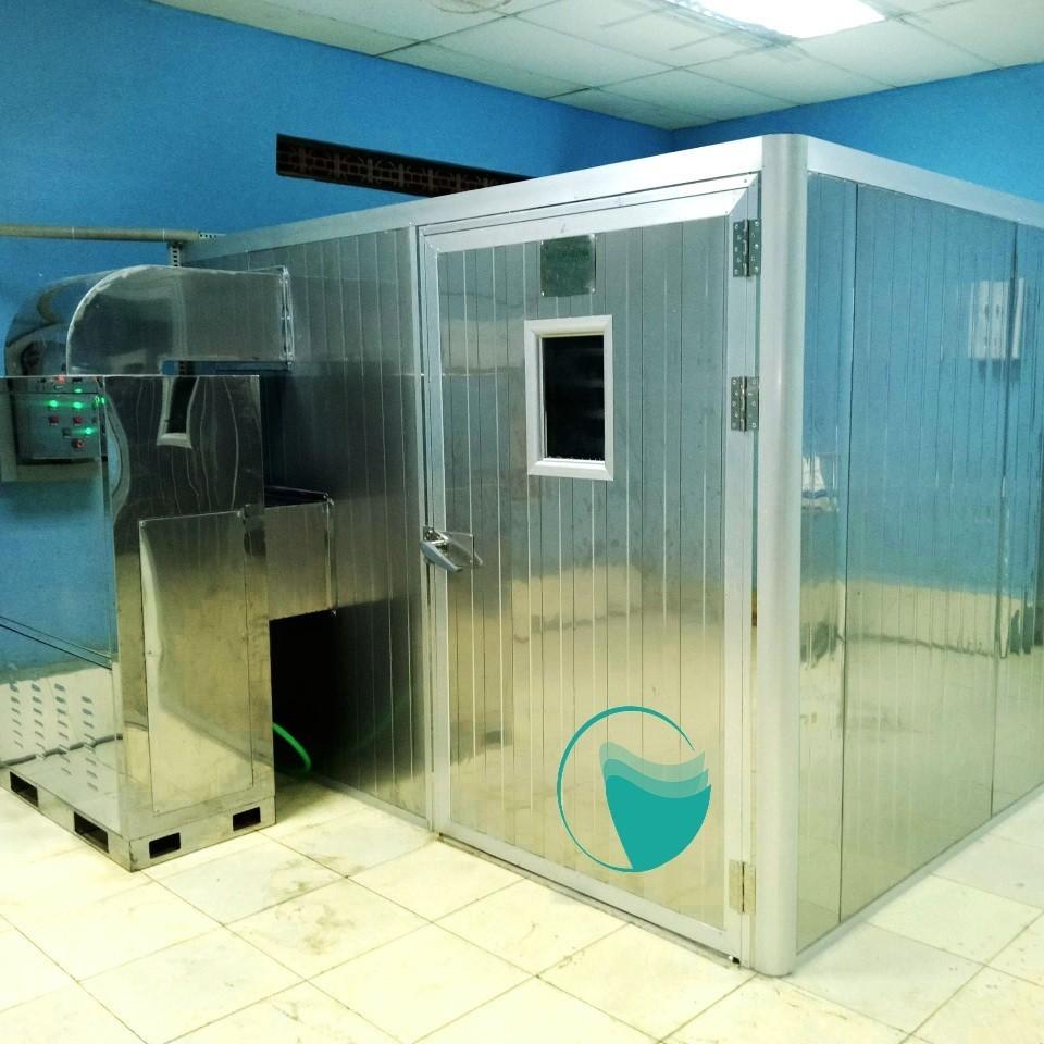 Máy sấy bơm nhiệt htb02