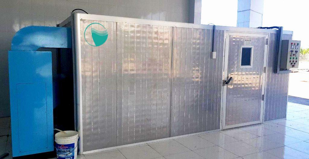 máy sấy bơm nhiệt htb05