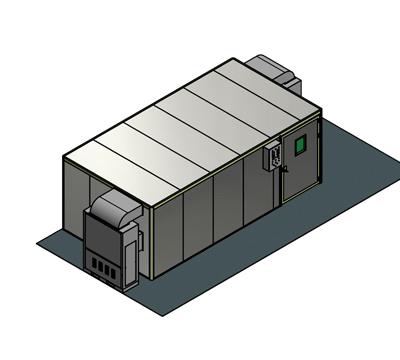 Máy sấy bơm nhiệt HT-B5